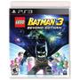 Lego Batman 3 Fisicos Nuevos Sellados Americanos!