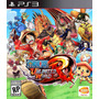 One Piece Unlimited World Red Ps3 Ed.digital