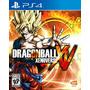 Dragon Ball Xenoverse Ps4 Slot Secundario