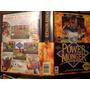 Juego Sega Original Usa -power Monger.caja/manual.impecable