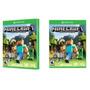 Juego Minecraft Xbox One - Original Rosario