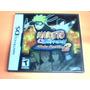 Ds - Naruto Shippuden Ninja Destiny 2 - Nuevo Caja Sellada