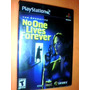 The Operative , No One Lives Forever (762) Ps2 - Sin Manual