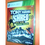Tony Hawk Shred Big Air Bigger Tricks (335) X-box 360 Nuevo
