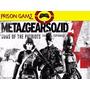 Metal Gear Solid 4 : Guns Of The Patriots | Ps3 | Entrega In