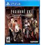 Resident Evil Deluxe Origins Digital Ps4 Slot Secundario