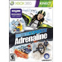 Motionsports Adrenaline Xbox 360 Ntsc Nuevo Sellado Original
