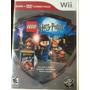 Juego Para Wii - Lego Harry Potter Nuevo Made In Usa Más Dvd