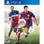 Playstation 4 Fifa 15 Juego Ps4 Fisico Como Nuevo Hotsale