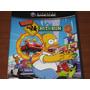 The Simpsons Hit And Run - Nintendo Gamecube