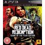 Red Dead Redemption Goty Nuevo Físico Aceptamos Mercado Pago