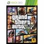 Grand Theft Auto V (gta 5) - Fisico/ Sellado - Xbox360