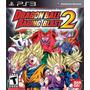 Dragon Ball Raging Blast 2 Nuevo Ps3 Dakmor Canje/venta