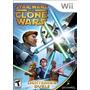 Wii Star Wars - The Clone Wars - Lightsaber Duels - Original
