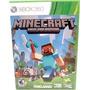 Minecraft Para X- Box 360 -minijuegosnet