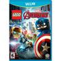 Lego Marvel Avengers Nintendo Wii U Nuevos Sellados Typon