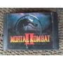 Juego Para Sega Mortal Kombat 2