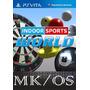 Indoor Sports World - Ps Vita [código Digital]