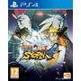 Naruto Shippuden: Ultimate Ninja Storm 4 Ps4 Fisico Nuevo Xs