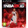 Nba 2k16 Playstation 3 Ps3 Oferta Enero