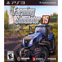 Farming Simulator 15 Ps3 Digital Entrega Inmediata