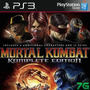 Mortal Kombat 9 Komplete Edition | Ps3 | Digital | 7g