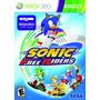 Sonic Free Riders Xbox 360 Ntsc Nuevo Sellado Original