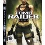 Tomb Raider Underworld Ps3 Original Nuevo Disco Físico