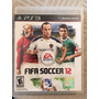 Juego Ps3 Ea Sport Fifa Soccer 12