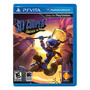 Psvita Sly Cooper Thieves In Time Original Ps Vita