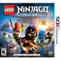 Lego Ninjago Shadow Of Ronin Nintendo 3ds Nuevo Sellado