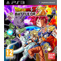 Dragon Ball Z Battle Of Z Ps3 Grupo-juego Nuevo/sellado