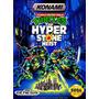 Turtles The Hyper Stone Heist Sega Genesis Palermo Z Norte