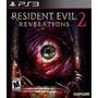Resident Evil Revelations 2 Ps3 Nuevo Fisico Sellado