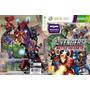 Los Vengadores - Avengers - Kinect Xbox 360 Nuevo Sellad