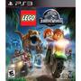 Lego Jurassic World Ps3 * Digital | Mundo Jurasico Pre-venta