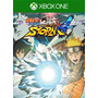 Naruto Shippuden Storm 4. Xbox One. Descarga Digital. Egi