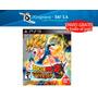 Juego Ps3 Nuevo Sellado Fisico - Dragon Ball Z - Ultimate Te
