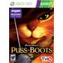 Juego Gato Con Botas Xbox 360 Ntsc Español Kinect Caja