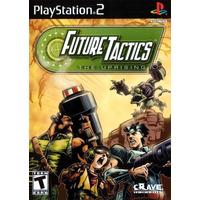 Ps2 Juego Accion Future Tactics - Juego Para Ps2 - Original