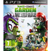 Plants Vs Zombies Modern Warfare Ps3 * Digital *