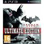 Batman Arkham City Ultimate Edition + Pack Dlc Ps3 Digital