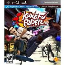 Kung Fu Rider - Move Compatible - Nuevo - Sellado-
