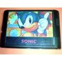 Sega - Sonic The Edgehog - (4065) Aventuras
