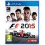 F1 2015 Ps4 Digital Primario Maximo Games