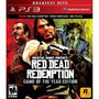 Red Dead Redemption Game Of The Year Fisico Sellado !!!