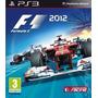 Formula 1 2012 F1 Ps3 Fisico En Caja