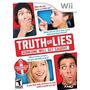 Wii Truth Or Lies Wii Juego Original Para Wii