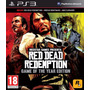 Red Dead Redemption Goty Ps3 |digital|