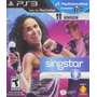 Singstar + Dance Ps3 Nuevo Sellado Original